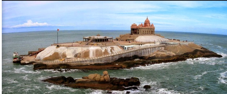Trivandrum-Kovalam-Kanyakumari Tour Package